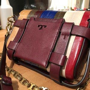 4e6b6d3daa90 Tory Burch Bags -  NWT  ✨RUNWAY✨ Tory Burch - Alastair Eel Skin